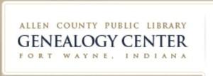 Allen County Genealogy Center