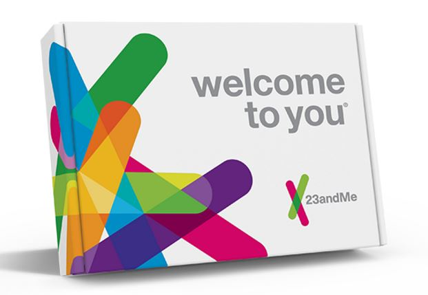 23andme selling dna kits at cvs