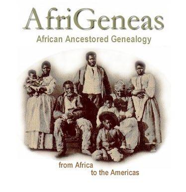 AfriGeneas Website Review