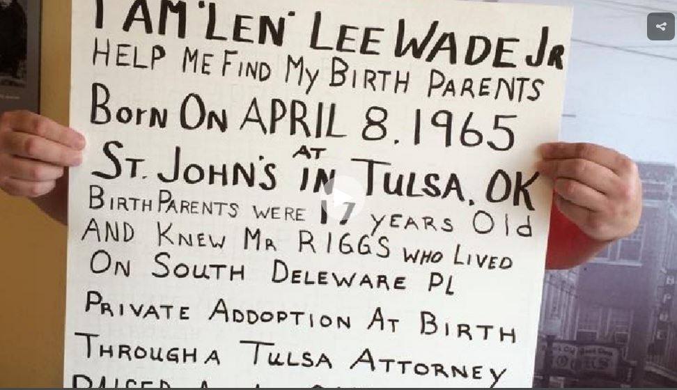 Tulsa Man Found Birth Family Find My Family Magazine