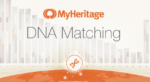 DNA Matching on MyHeritage